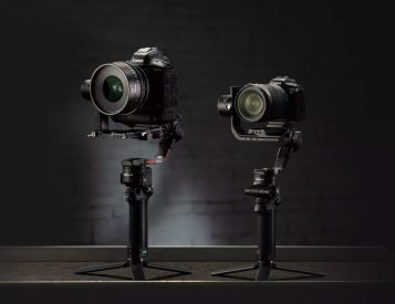 DJI's New Gimbals Smooth Everything Out