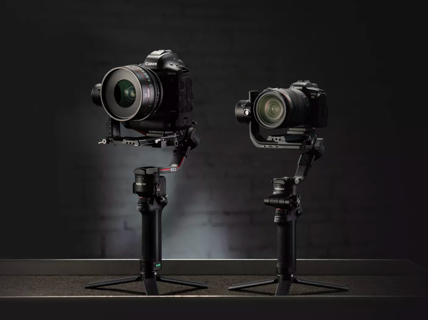 DJI's New Gimbals Smooth Everything Out at werd.com