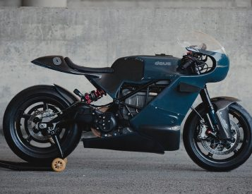 The Deus x Zero SR/S is All-Electric Done Right