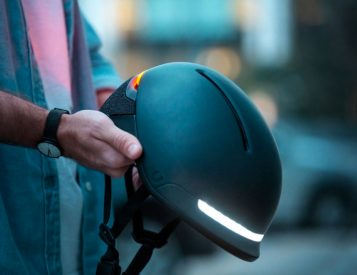 The Faro Helmet Brings Safety & Smarts To Urban Commuting