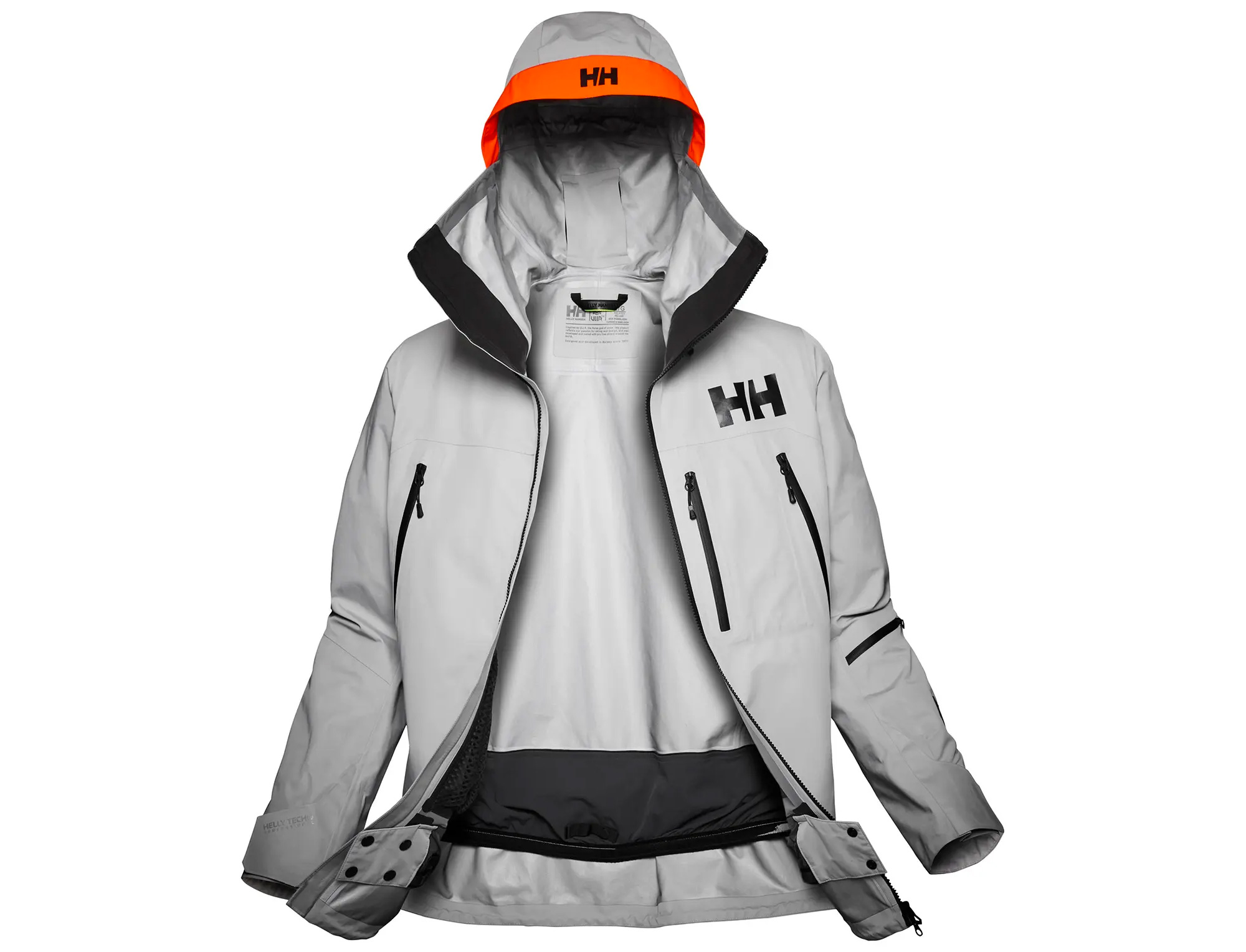 Helly Hansen Introduces Chem-Free Elevation Infinity Shell at werd.com