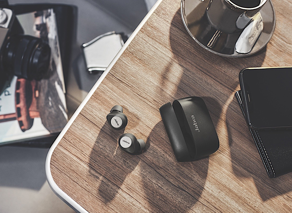 Jabra Gave These Wireless Buds Adjustable ANC at werd.com