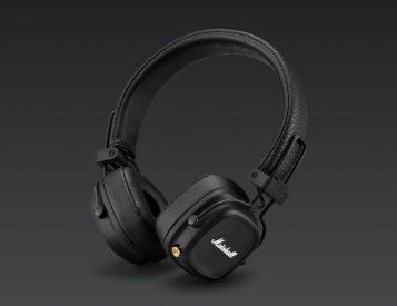 Marshall Unveils Qi-Enabled Major IV Headphones