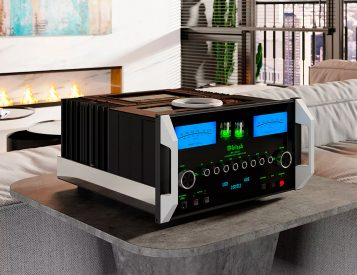 The MA12000 is the Most Powerful McIntosh Amp Ever