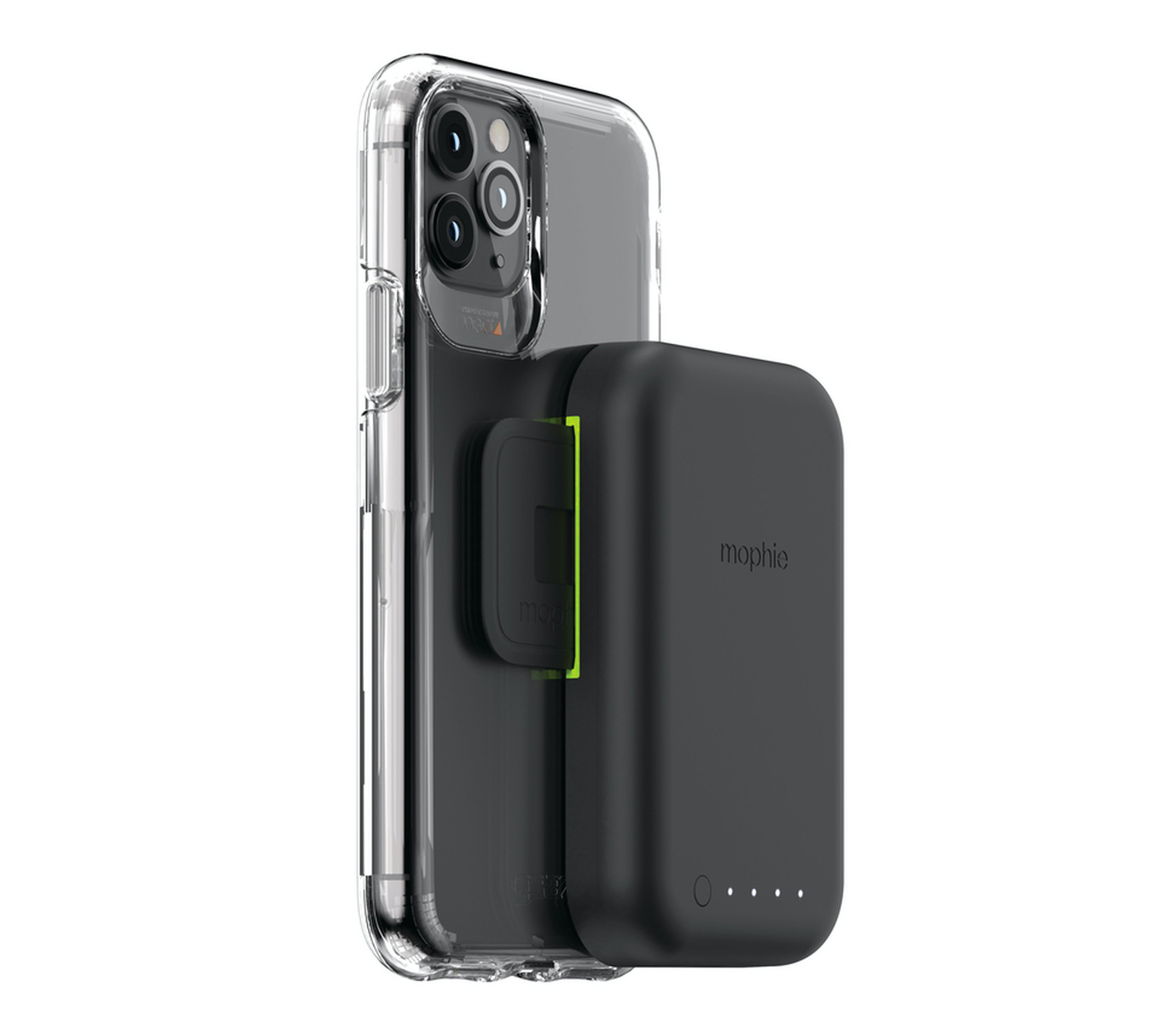 Mophie Juice Pack Connect Offers PiggyBack Power at werd.com