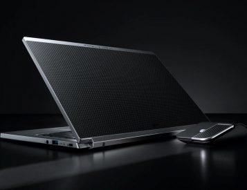 Porsche Design & Acer Create RS i7 Laptop