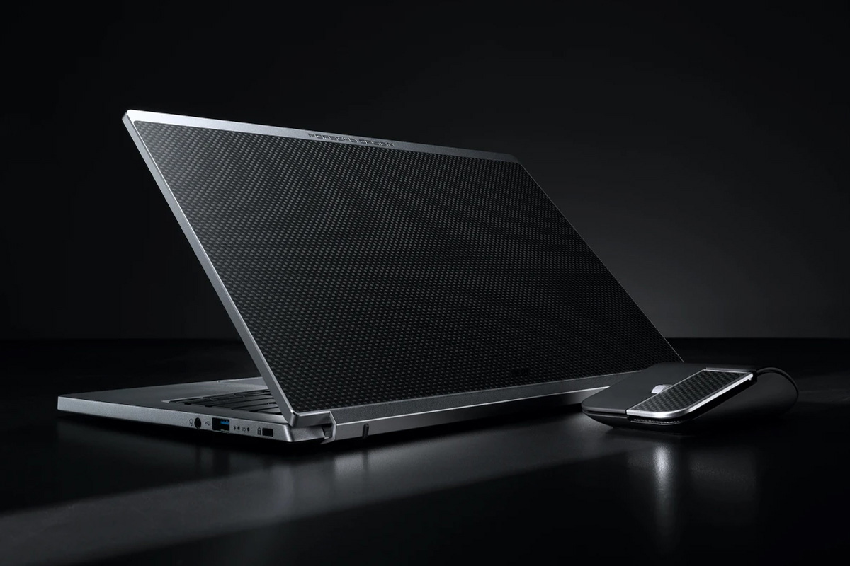 Porsche Design & Acer Create RS i7 Laptop at werd.com