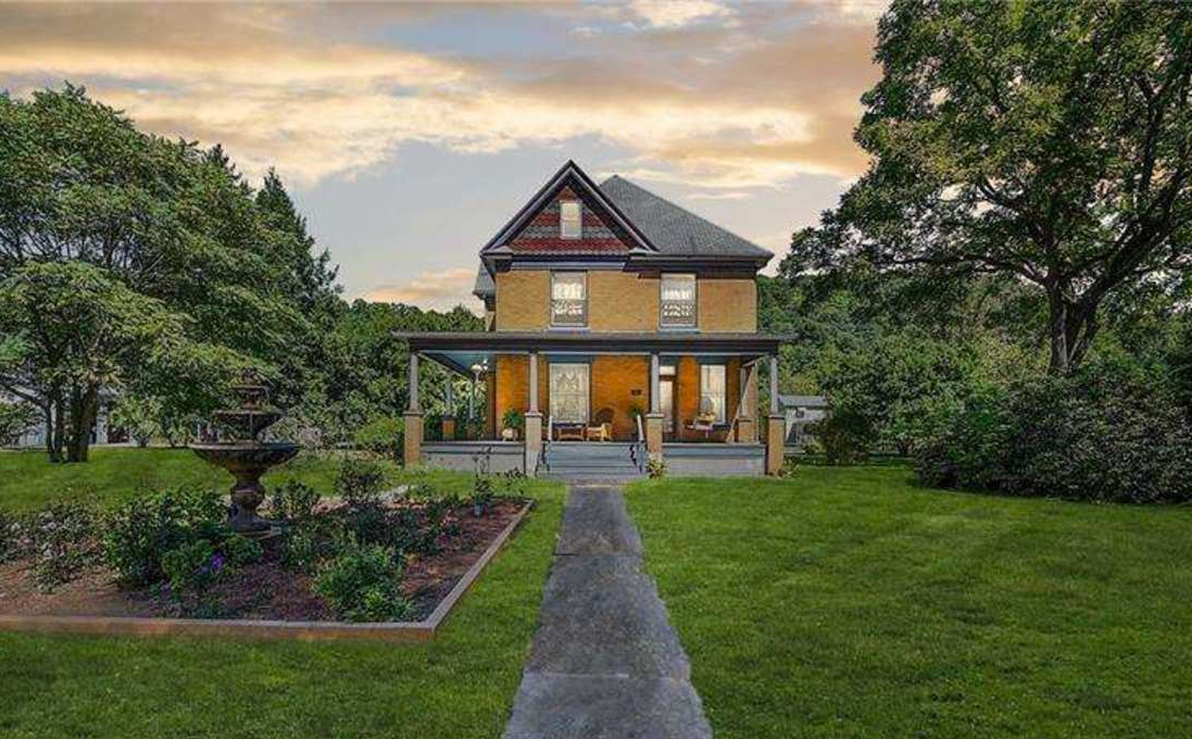 Killer Deal: <i>The Silence of the Lambs</i> House is for Sale at werd.com