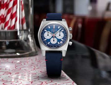 Zenith Blends Liberty & Luxe in Newest Chronomaster Revival