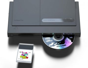 Analogue Duo System Revives Classic TurboGrafx Games