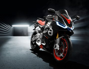 Aprilia Debuts Fast & Light RS 660