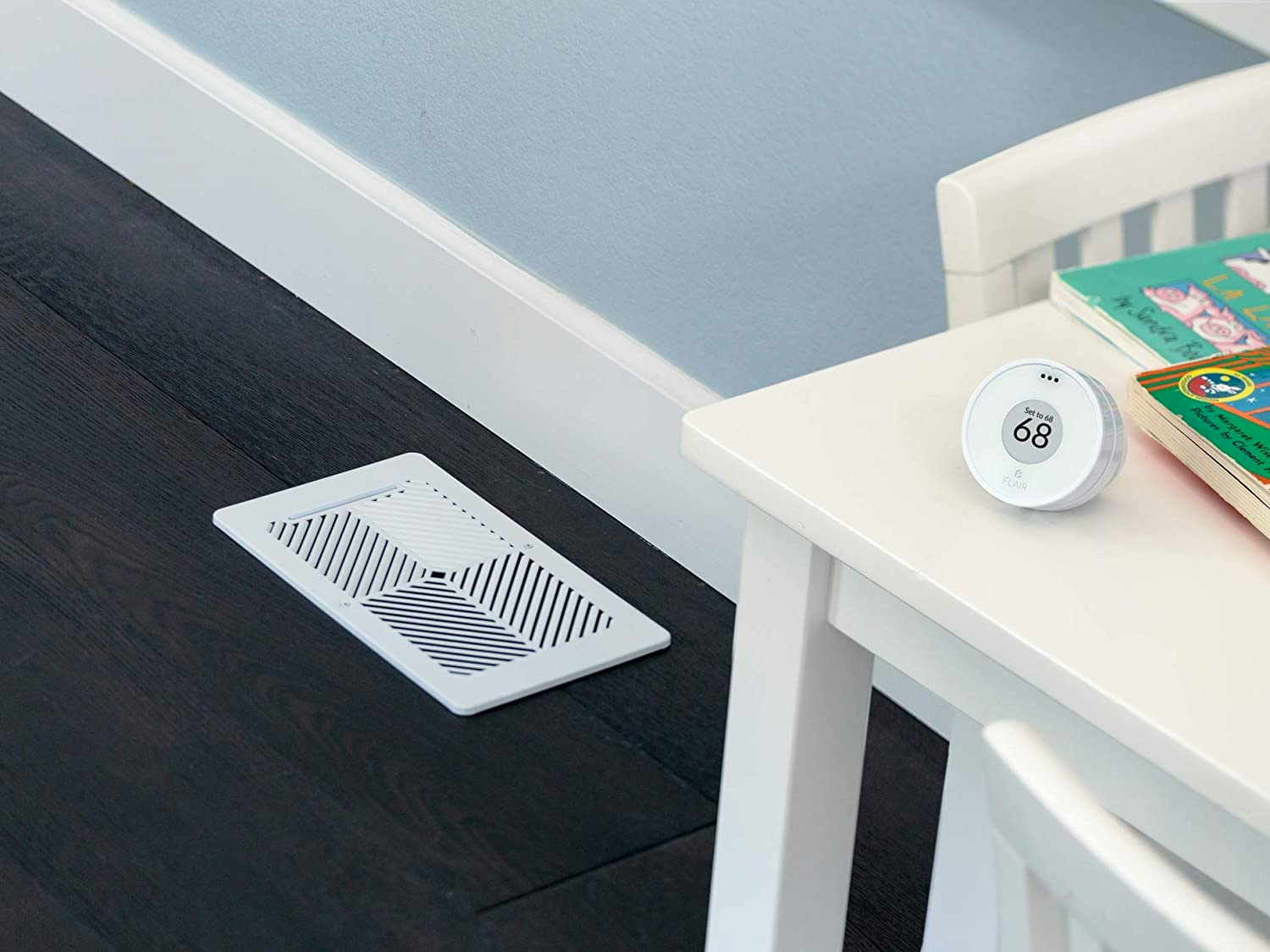 Flair Smart Vents Keep Your Home Just Right at werd.com