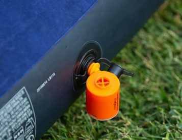 Get Big Air with This Pocketable, Portable Pump