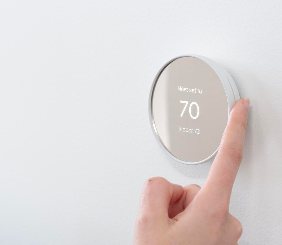 Google's Nest Introduces Simpler Smart Home Thermostat at werd.com