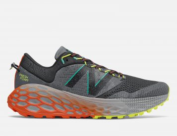 New Balance Stacks Up Comfort with Fresh Foam More Trail v1