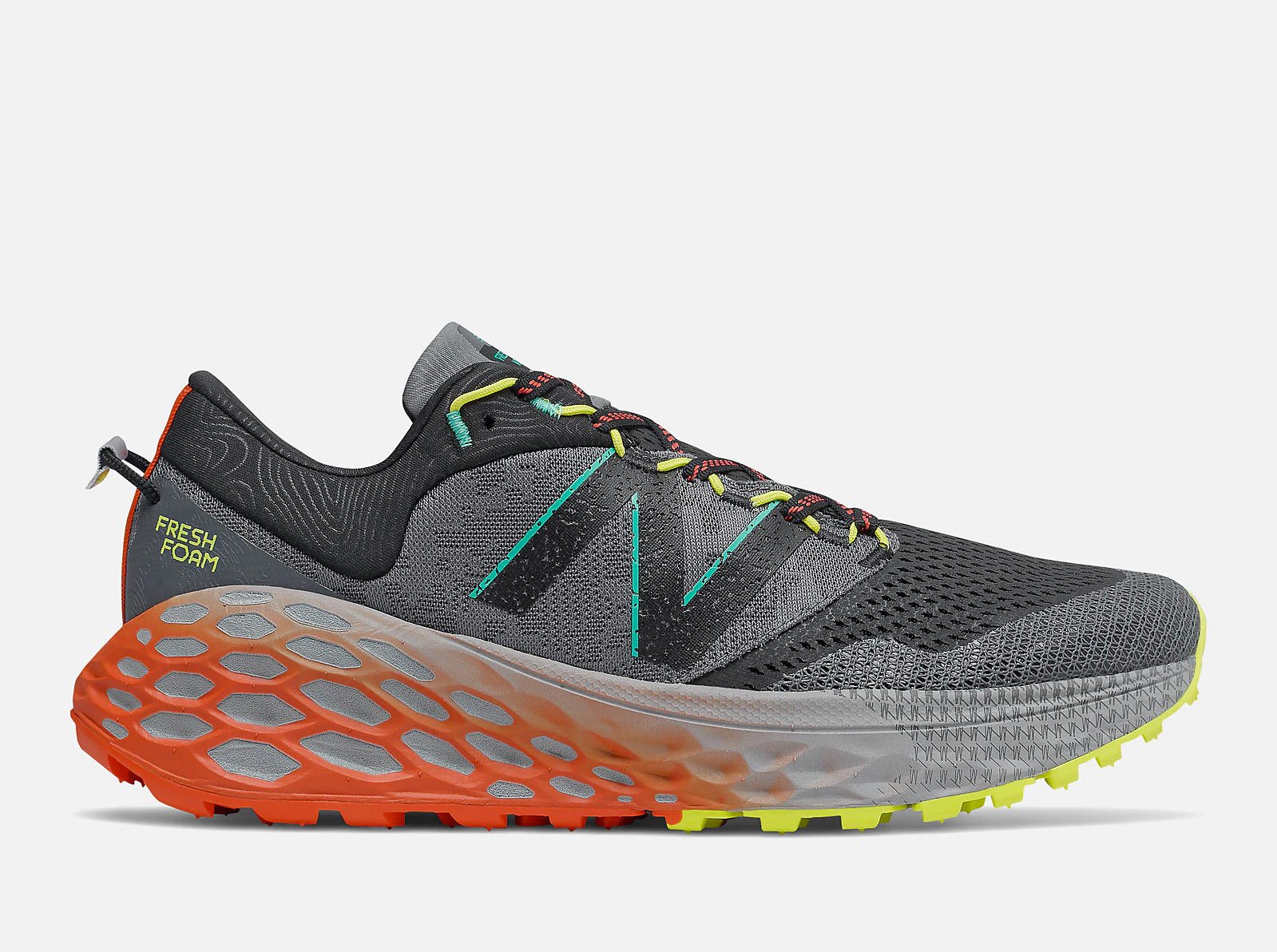 New Balance Stacks Up Comfort with Fresh Foam More Trail v1 at werd.com
