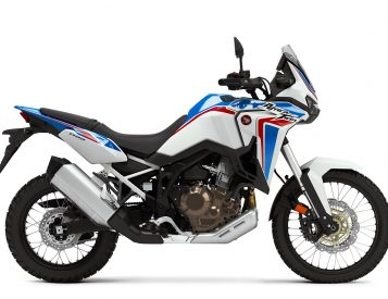 2021 Honda Africa Twin Looks Like A Winner