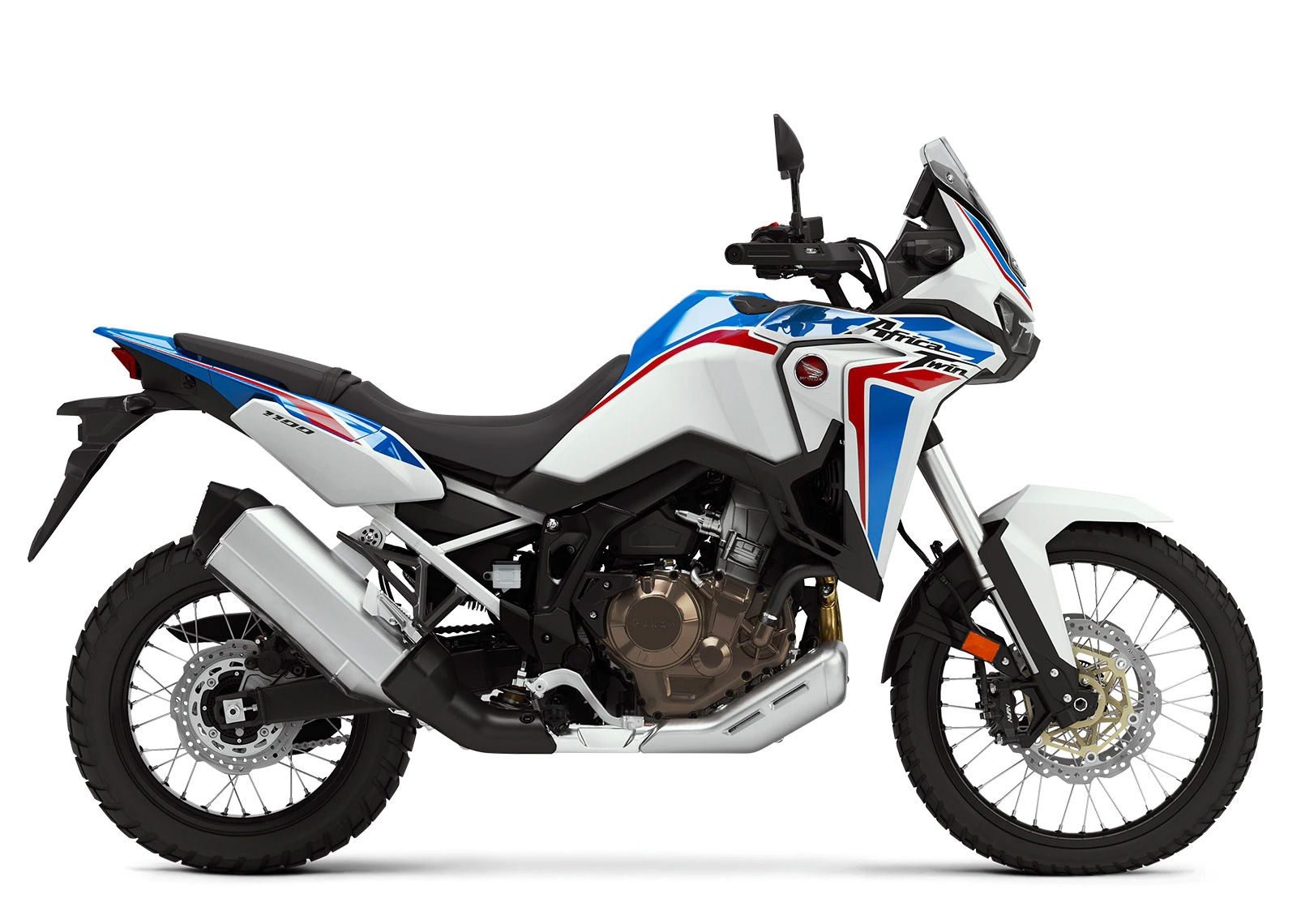 2021 Honda Africa Twin Looks Like A Winner at werd.com