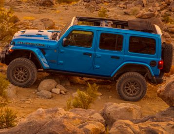 Hemi-Powered V8: Jeep's 2021 Wrangler Rubicon 392
