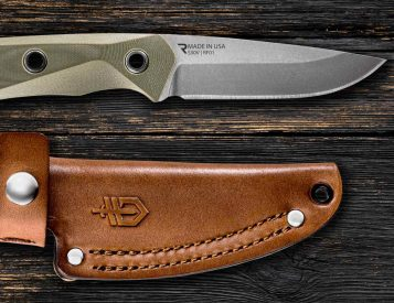 Gerber Reserve Knives are American-Made