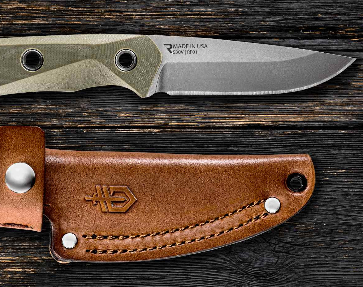 Gerber Reserve Knives are American-Made at werd.com