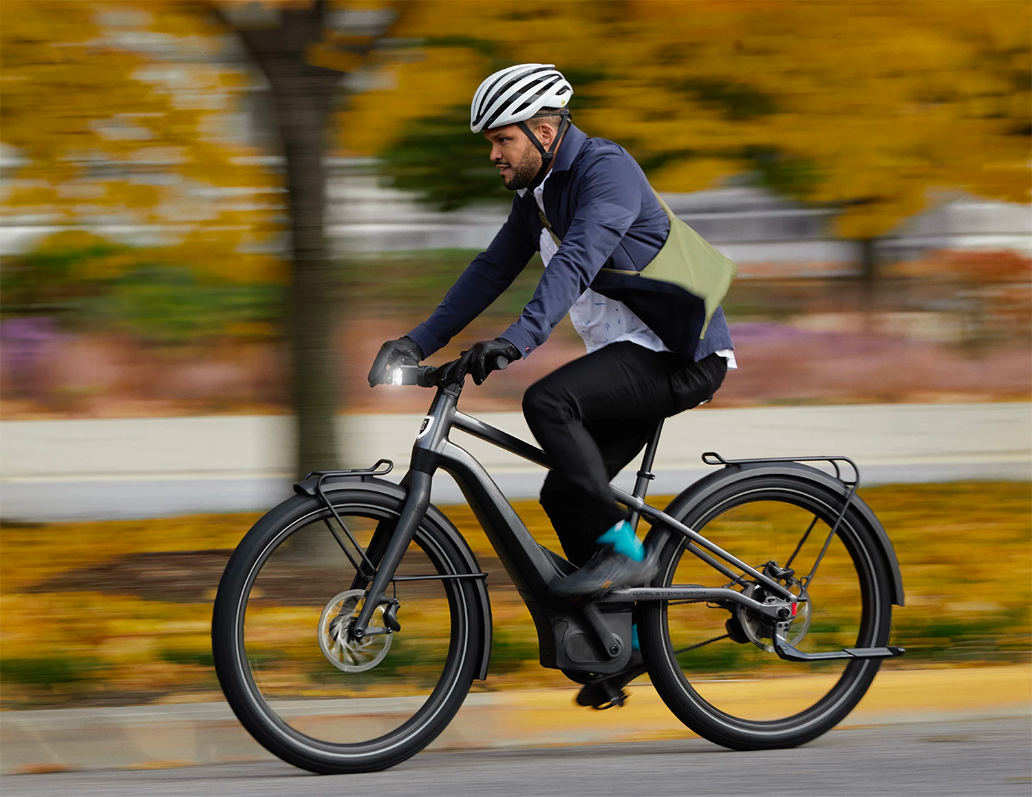 Harley-Davidson Sparks Innovation with Serial 1 E-Bikes at werd.com