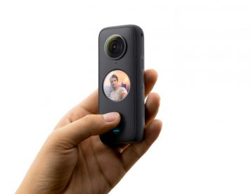 Get It All In the Shot with Insta360's One X2 Camera