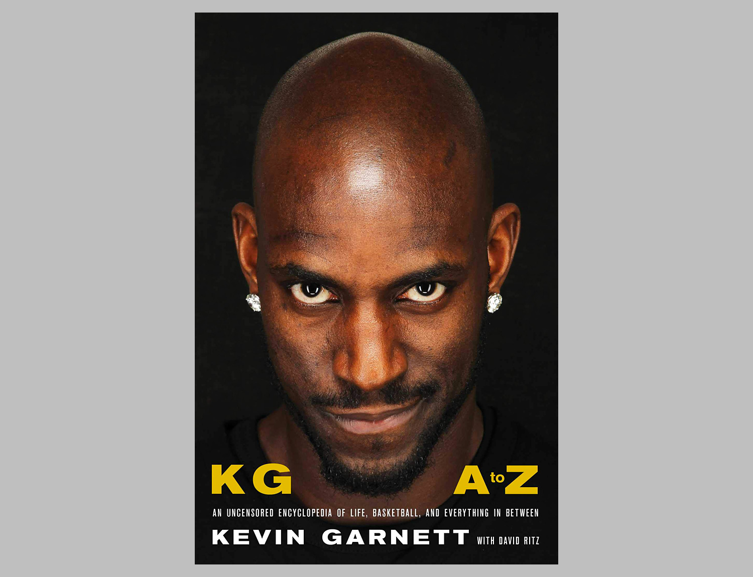 KG: A to Z: An Uncensored Encyclopedia of Life, Basketball, and Everything in Between at werd.com