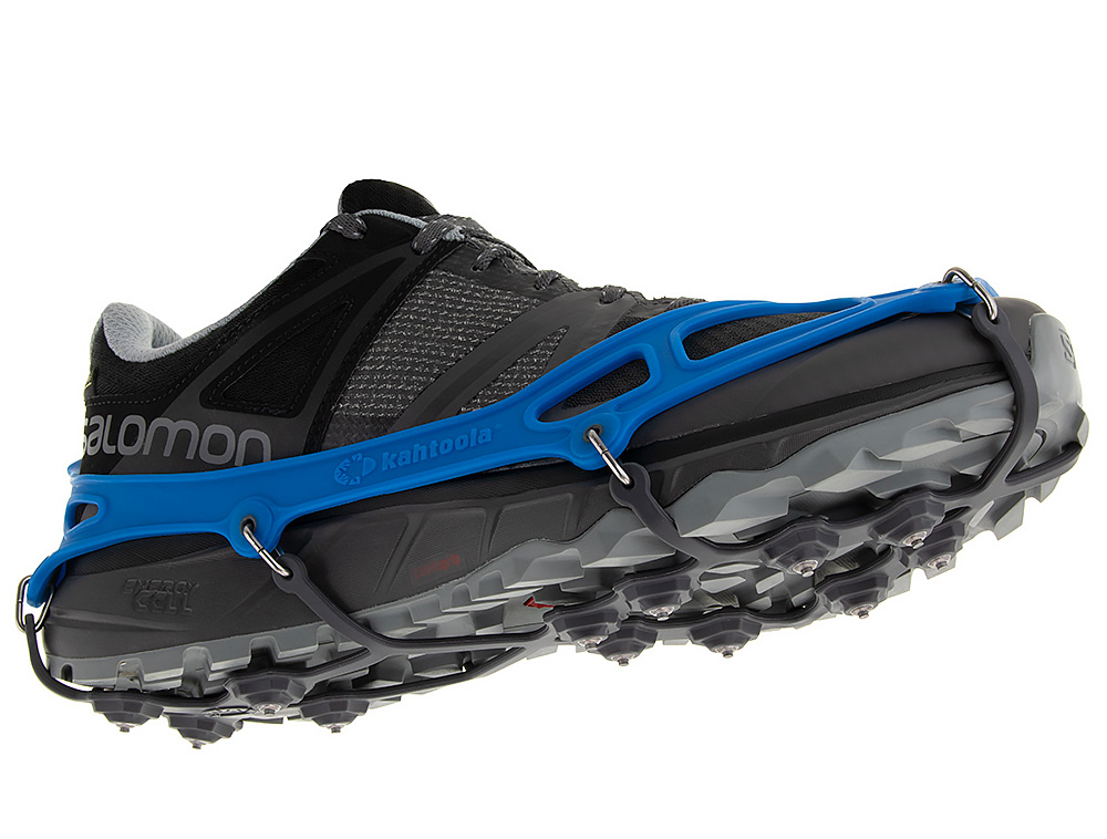 Keep Winter Workouts Running with EXOspikes at werd.com
