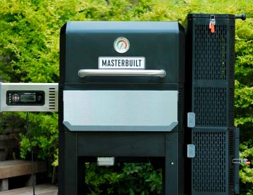 Grill & Griddle with Masterbuilt Gravity Series 800