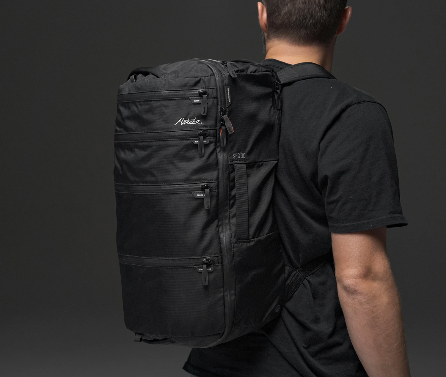 Pack Like a Pro with Matador's Seg30 at werd.com