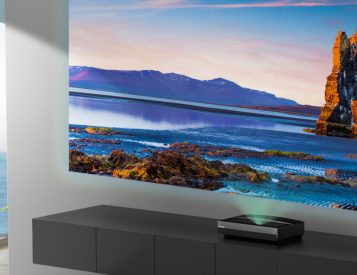 Bomaker Introduces World's Widest Color Gamut Short Throw Projector