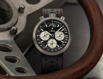 Take a Quick Glance at the Sinn R500 Bullhead