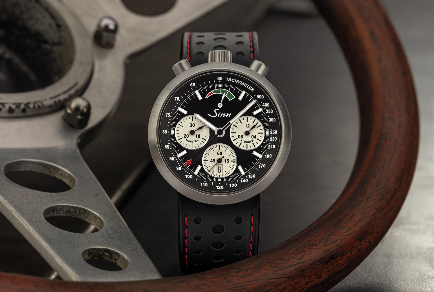 Take a Quick Glance at the Sinn R500 Bullhead at werd.com