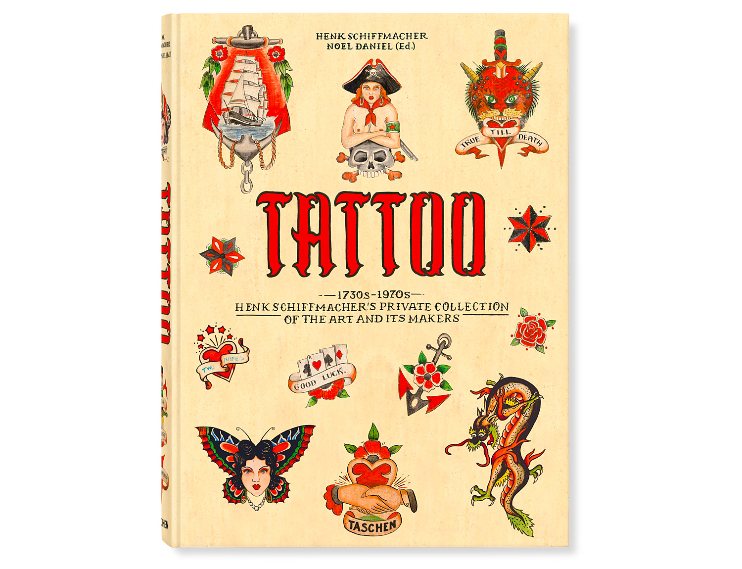TATTOO. 1730s-1970s. Henk Schiffmacher's Private Collection. at werd.com