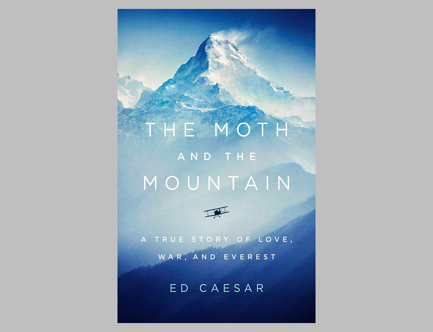 The Moth and the Mountain: A True Story of Love, War, and Everest at werd.com