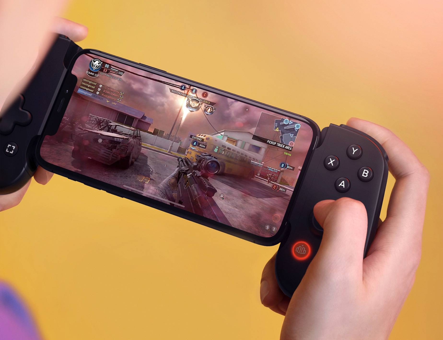 Switch Up Your Phone Game with the Backbone One Controller at werd.com