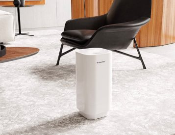 Breathe Easy with the Clean-Tech Air Purifier