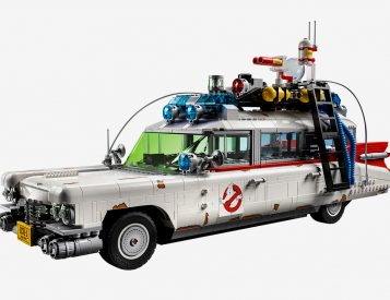 Lego Rolls Out 2,352-Piece Ghostbusters Ecto-1