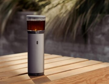 For Cold Brew On Command: Drink Osma