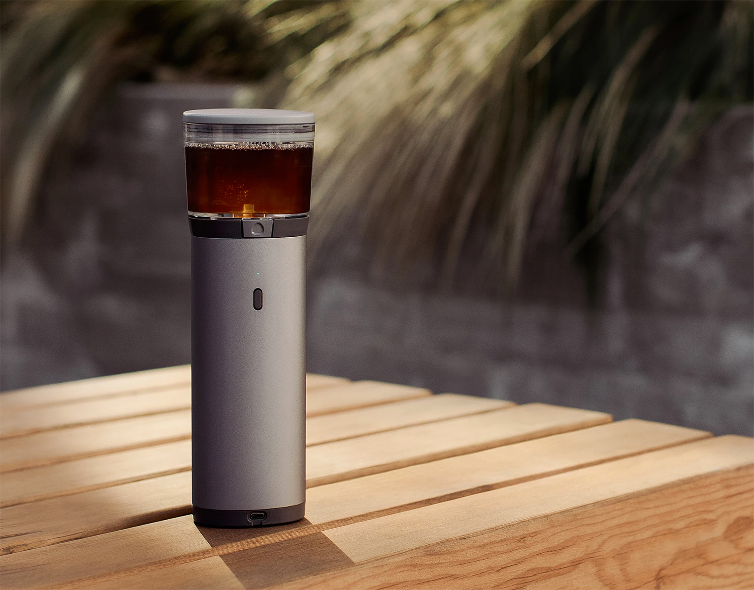 For Cold Brew On Command: Drink Osma at werd.com