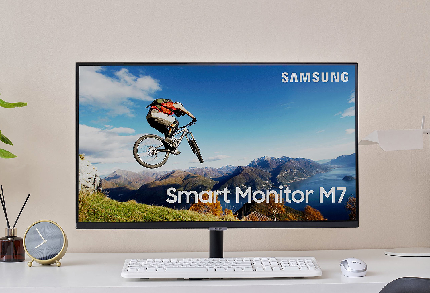 Samsung Smart Monitor is a Smart TV Plus PC at werd.com