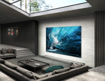 "Samsung Unveils ""The Wall"": 110-Inch MicroLED 4K TV"