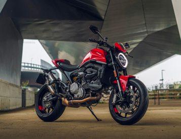 The 2021 Ducati Monster is Leaner & Meaner