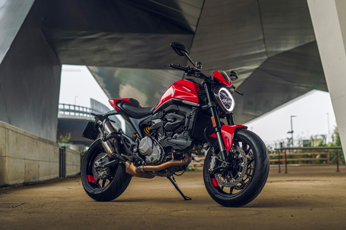 The 2021 Ducati Monster is Leaner & Meaner at werd.com