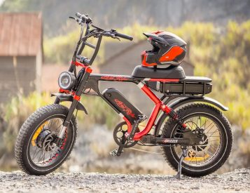 The Grizzly E-Bike Doubles Down On Power