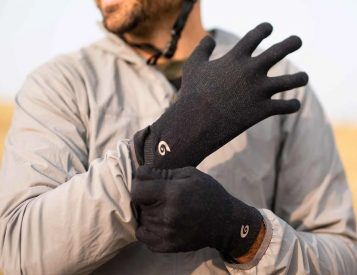 Point6 Base Glove: The Merino Makes It