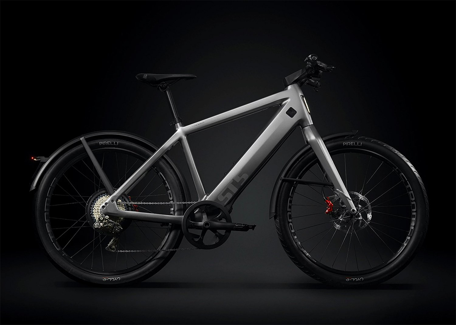 This e-Bike Has What The Others Don't at werd.com