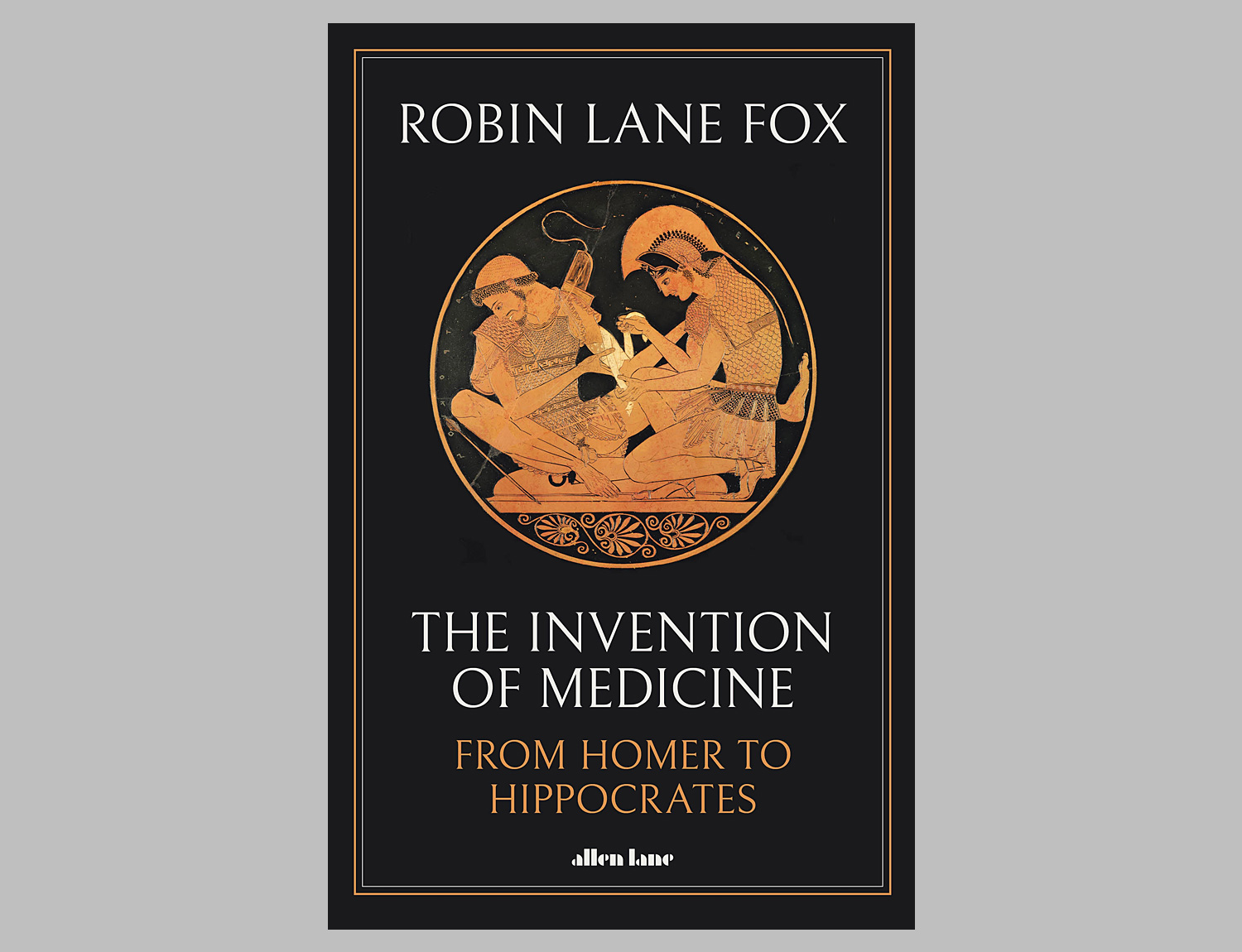 The Invention of Medicine: From Homer to Hippocrates at werd.com
