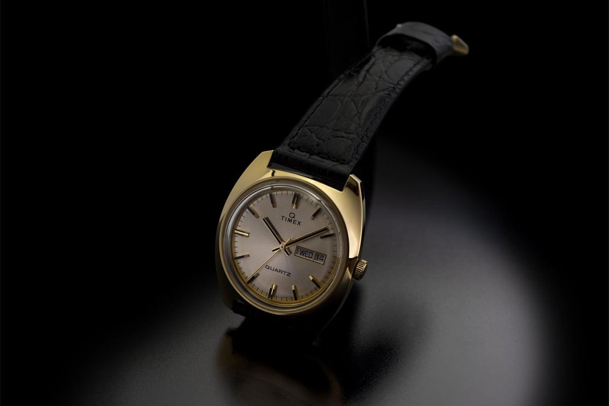 Classic Quartz: Timex Marmont 1975 Reissue at werd.com